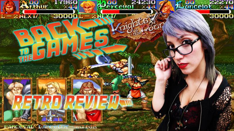 Knights of the Round Retro Review Video!