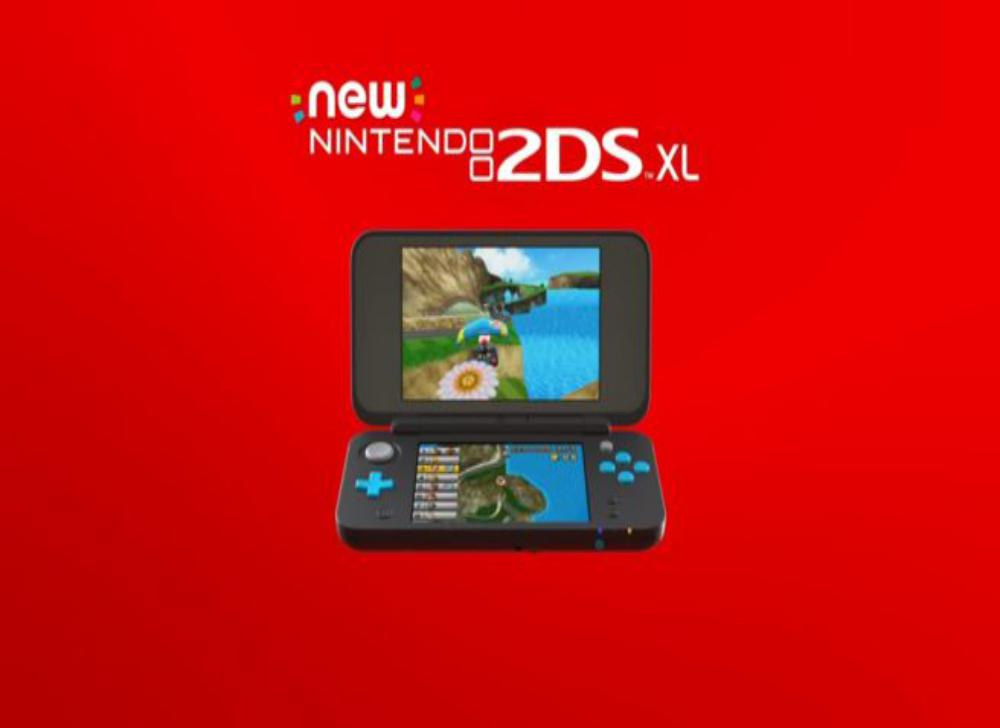 Nintendo anuncia Nintendo New 2Ds XL