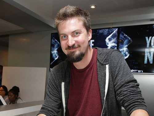 Director Adam Wingard seen at Lionsgate's 'You're Next'  Talent Signing at 2013 Comic-Con, on Thursday, July, 18, 2013 in San Diego, Calif. (Photo by Eric Charbonneau/Invision for Lionsgate/AP Images)