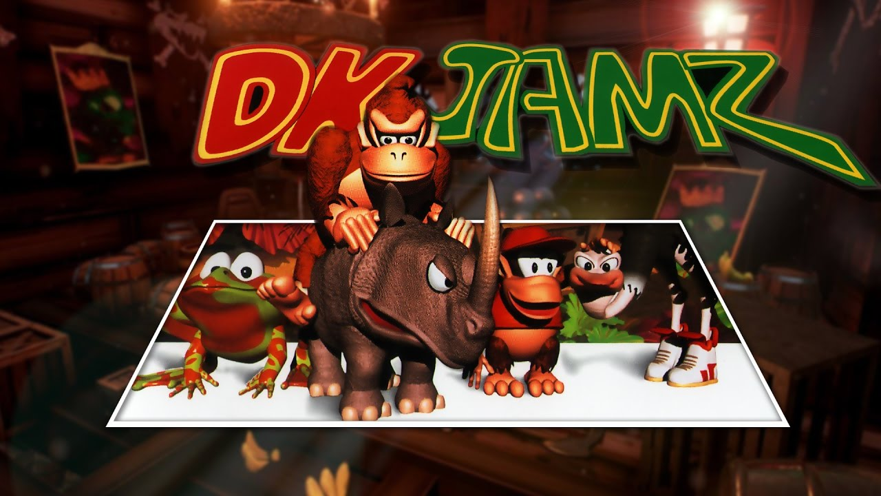 OVSTID Original Videogame SoundTracks In Depth #1: Donkey Kong Country DK Jamz