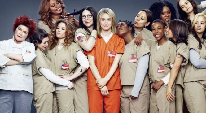 Orange is the new black – Review
