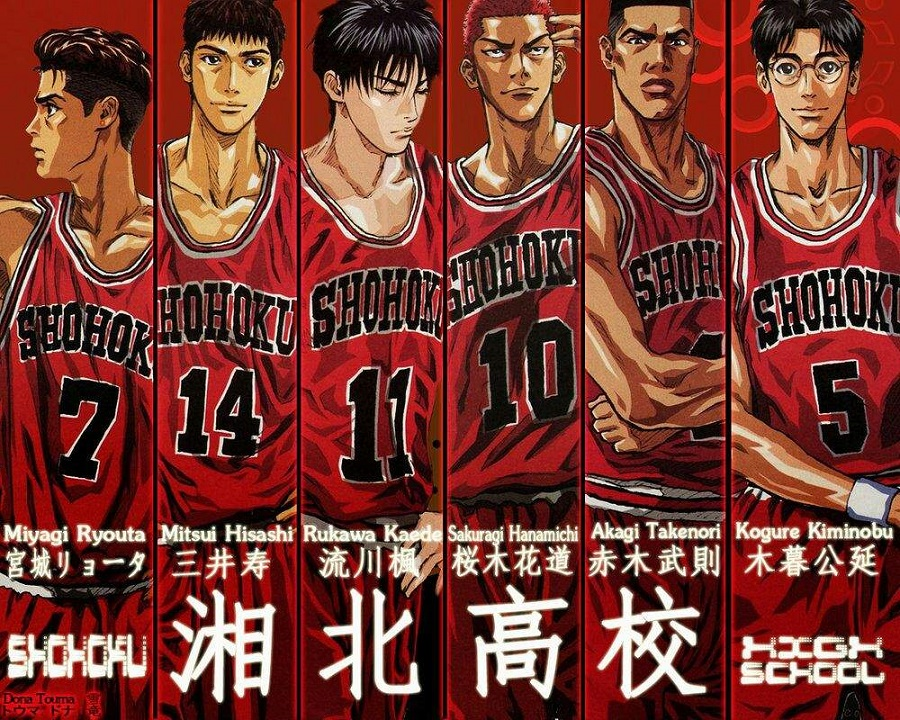 ¡Espectacular! fanático recrea el final de Slam Dunk