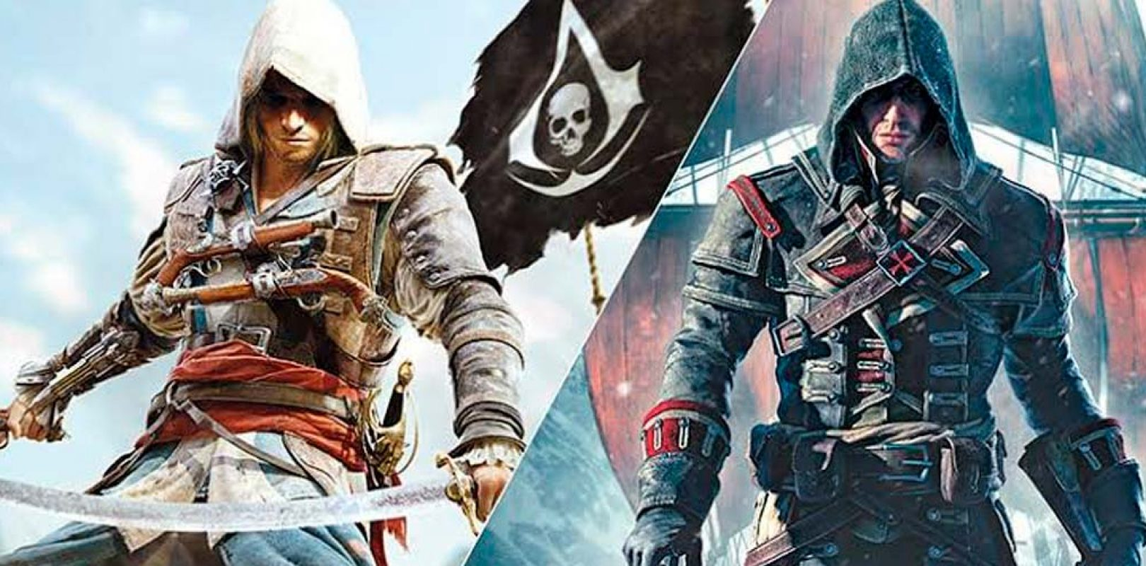 ASSASSIN'S CREED® THE REBEL COLLECTION AHORA DISPONIBLE PARA NINTENDO SWITCHTM