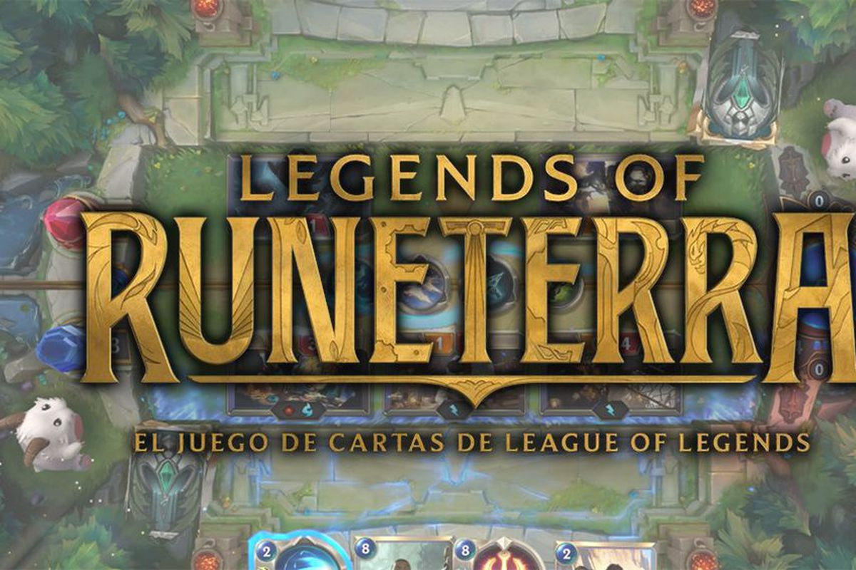 Legends of Runeterra: Version se publicará a finales de abril